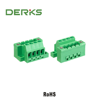 5.08mm Replace Uk Rail Terminal Block
