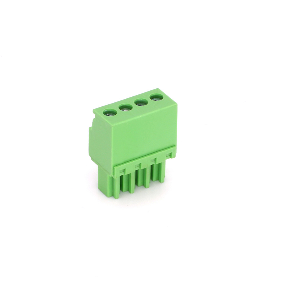 3.81mm Electrical Pluggable Type Terminal Block