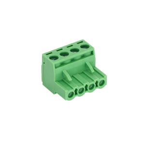 Screw Terminal Block Connector Pluggable Type